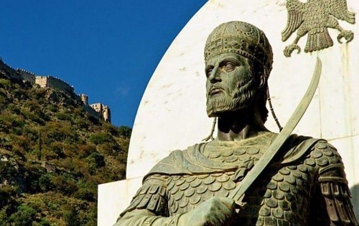 Άλωση Κωνσταντινούπολης: Κόκκινη Μηλιά και Μαρμαρωμένος Βασιλιάς
