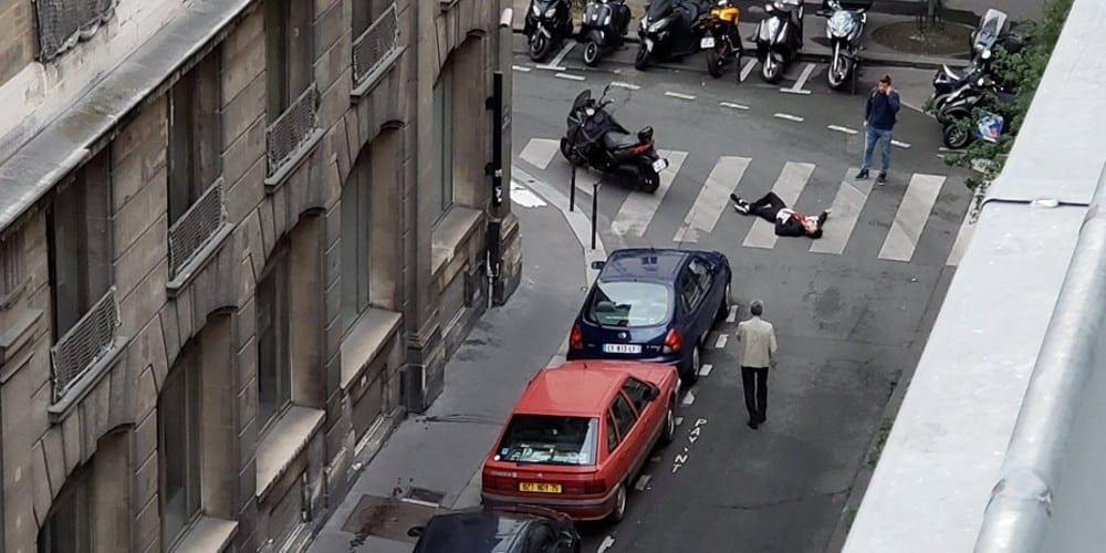 Τρόμος στο Παρίσι
