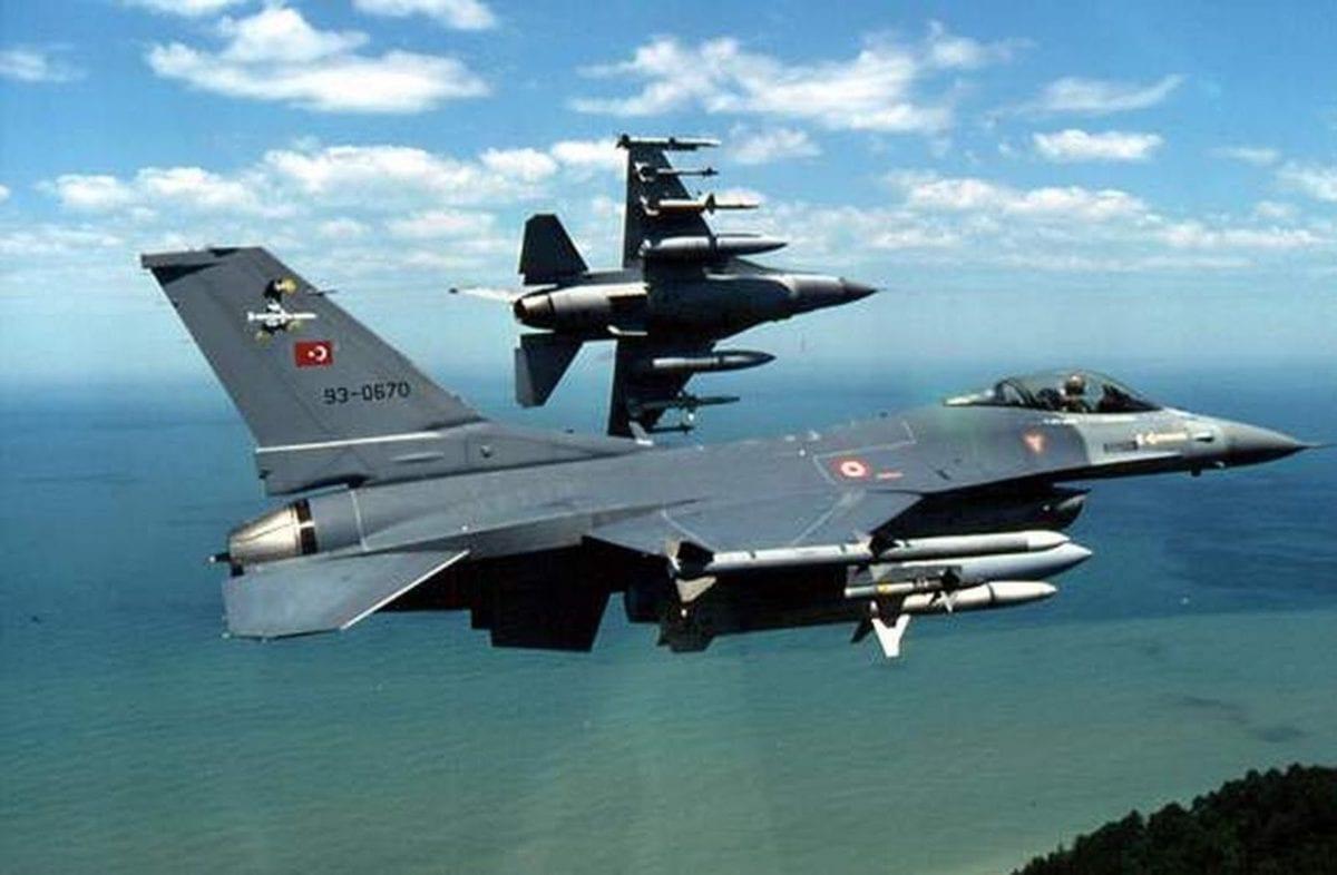 Τουρκική πρόκληση: F-16 στις Οινούσσες την ώρα της επίσκεψης Καμπά Υπερπτήσεις τουρκικών μαχητικών στη νήσο Ρω Τουρκικά F-16 - Φαρμακονήσι - Αγαθονήσι