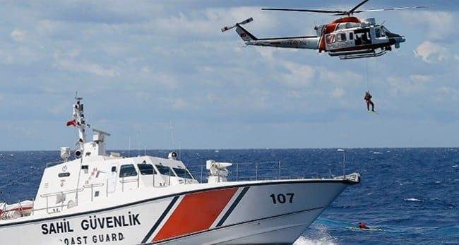 Θαλάσσιος Λέων ακταιωρός ελικόπτερο