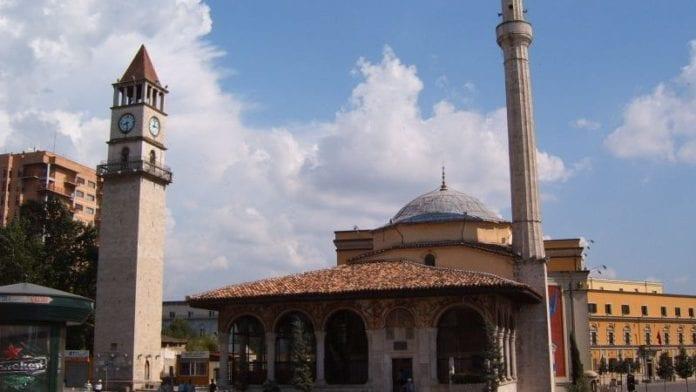 Τζαμί, τέμενος στην Αθήνα