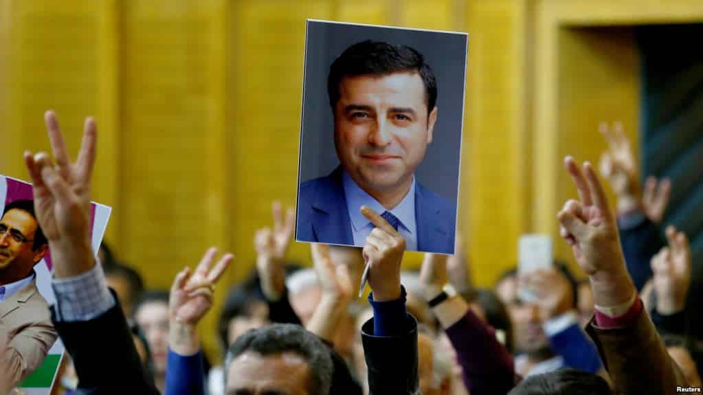 Τουρκία : Ο φυλακισμένος Κούρδος Σελαχατίν Ντεμιρτάς προτάθηκε για Νόμπελ Ειρήνης 2019
