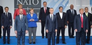 συνοδος κορυφής ΝΑΤΟ