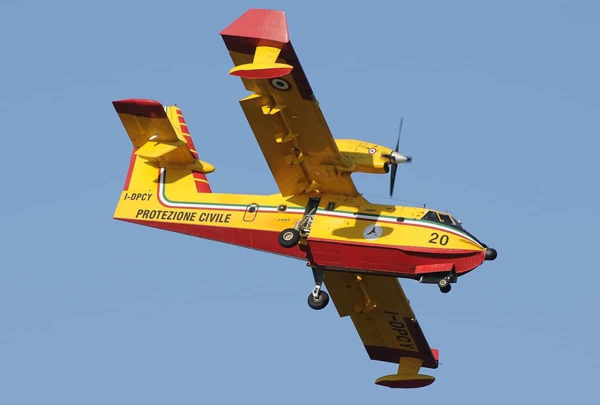 Πυροσβεστικά Αεροσκάφη: Έτσι σώσαμε τους Έλληνες, λένε οι Ιταλοί