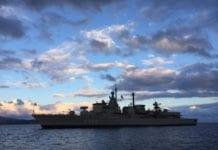 Πολεμικό Ναυτικό - φρεγάτα Έλλη