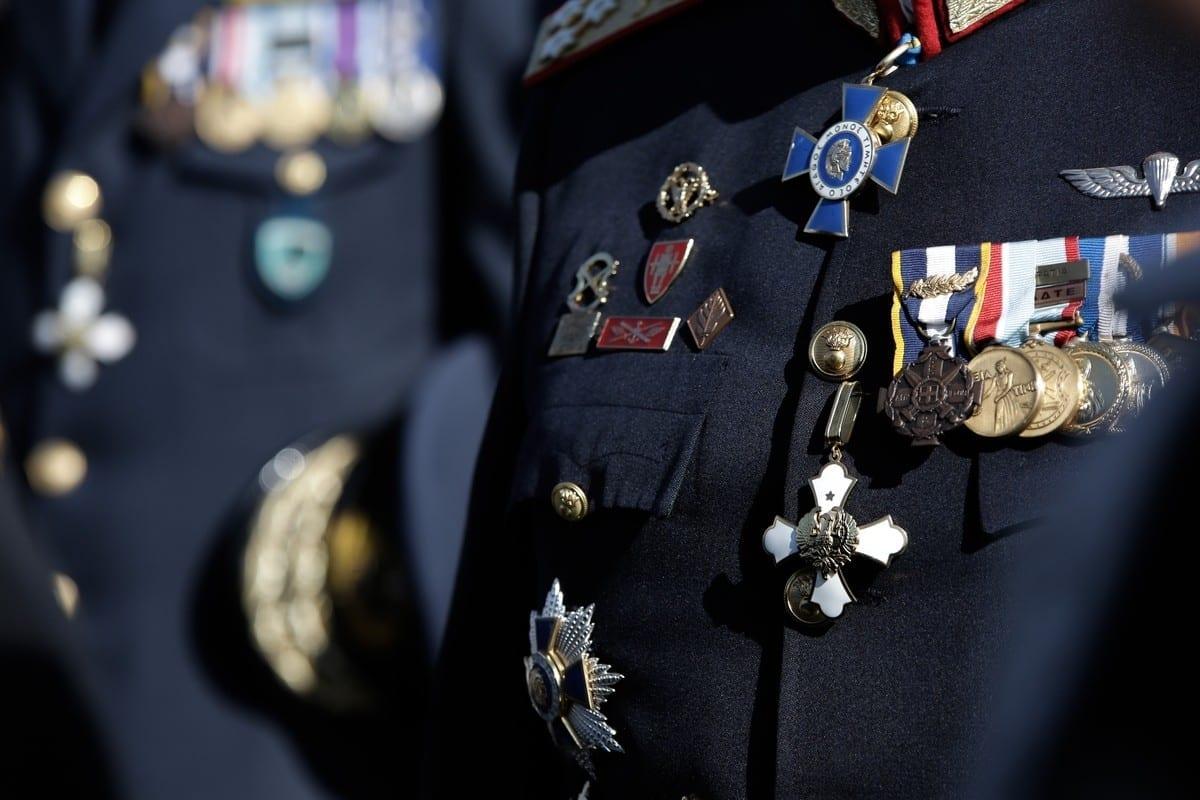 Ο ΣΥΡΙΖΑ άνοιξε το δρόμο για επαναφορές αποστράτων και από τη ΝΔ Εθνική Άμυνα & Ασφάλεια: Ναύαρχος Πολεμικό Ναυτικό Κρίσεις 2019 Κρίσεις Ενόπλων Δυνάμεων 2019 ΚΥΣΕΑ Κρίσεις 2019, Ταξίαρχος, ΑΝΥΕΘΑ Π. Ρήγα