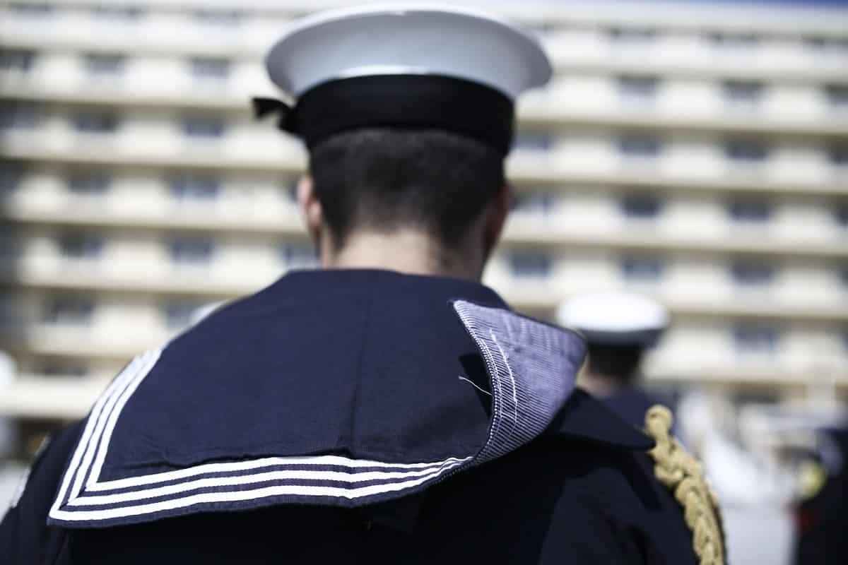 Πολεμικό Ναυτικό: Αρχικελευστής πέθανε αιφνιδιαστικά σήμερα Λέρος-πυρομαχικά: 2 αξιωματικοί & 3 βάτραχοι στο κύκλωμα -Νέα στοιχεία Λέρος-πυρομαχικά: 2 αξιωματικοί & 3 βάτραχοι στο κύκλωμα -Νέα στοιχεία - Ομολόγησε δεύτερος εμπλεκόμενος - Γίνονται έρευνες για τον εντοπισμό κι άλλων Κλοπή όπλων στη Λέρο; Τι σημαίνει απώλεια στρατιωτικού υλικού «Αναλώσιμοι» οι ΕΜΘ για το ΥΕΘΑ - Καταγγελία στρατιωτικού συνδικαλιστή Νυχτερινή αποζημίωση - Επίδομα επιχειρησιακής ετοιμότητας Προαγωγές Υπαξιωματικών
