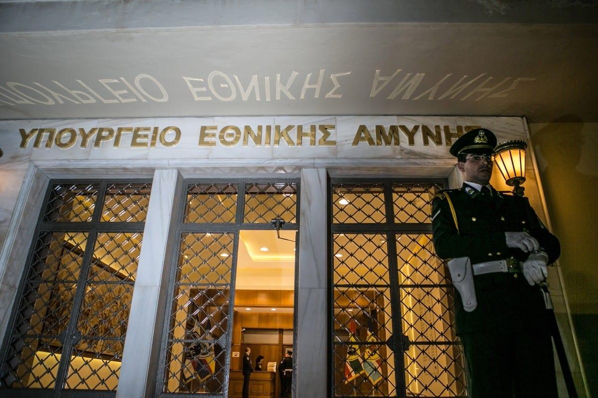 Σύλληψη Τούρκων Ανθυπασπιστές