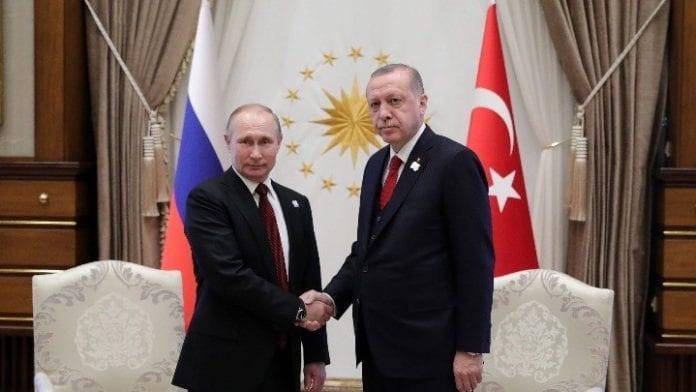 s-500 Ρωσία Πούτιν - Ερντογάν