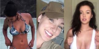 """Σέξι στρατιωτίνες με """"στολή παραλίας"""" αντίδοτο στον καύσωνα"""
