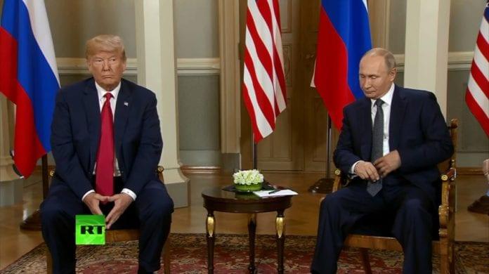 Πούτιν Τραμπ
