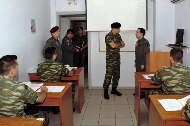 Τι είδε ο Αλκιβιάδης Στεφανής στην Αεροπορία Στρατού - ΦΩΤΟ 2 Τι είδε ο Αλκιβιάδης Στεφανής στην Αεροπορία Στρατού - ΦΩΤΟ