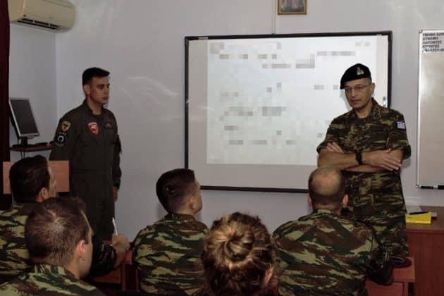 Τι είδε ο Αλκιβιάδης Στεφανής στην Αεροπορία Στρατού - ΦΩΤΟ 3 Τι είδε ο Αλκιβιάδης Στεφανής στην Αεροπορία Στρατού - ΦΩΤΟ