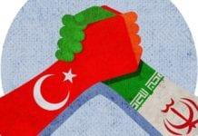 Ιράν Τουρκία