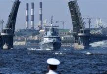Ρωσία, Μόσχα, Ρωσικό Ναυτικό