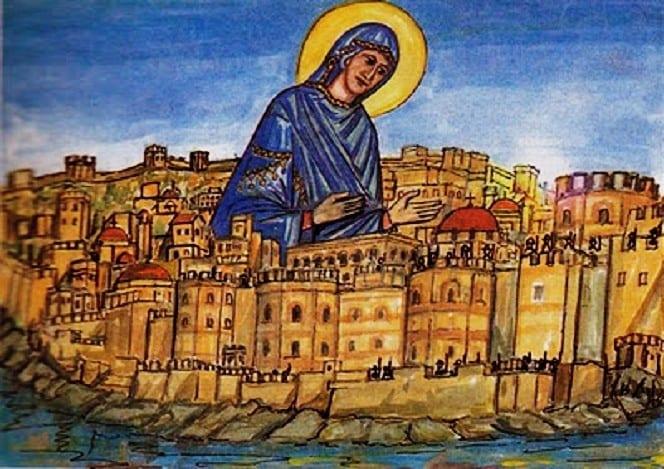 7 Αυγούστου 626: Πολιορκία της Κωνσταντινούπολης & Ακάθιστος Ύμνος