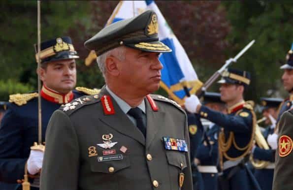 Κωσταράκος: Να αντιγράψουμε τους ΤούρκουςΣυμφωνία των Πρεσπών Στρατηγός Κωσταράκος ΑΝΥΕΘΑ Πάνου Ρήγα