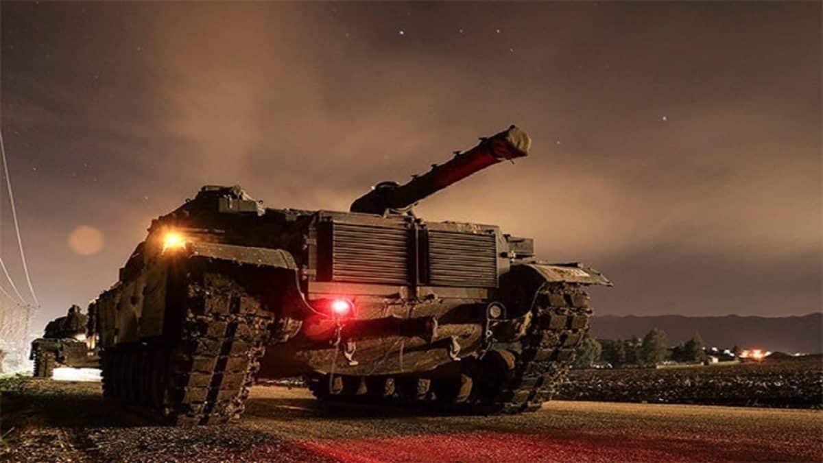 50 Ταξιαρχία Διοικητής 2020 γερμανικά όπλα