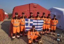 SRBIJA 2018/ETAK: Έλληνες οι καλύτεροι διασώστες στο NATO