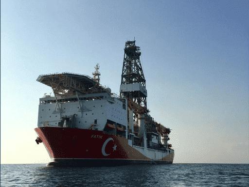 Πορθητής «Γενί Σαφάκ»: Φεύγει και ο Πορθητής από την Κύπρο FATIH Πέντε τουρκικά πλοία που απειλούν την Κύπρο συνδέονται με την Ελλάδα