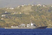 το USS Bulkeley στη Σούδα