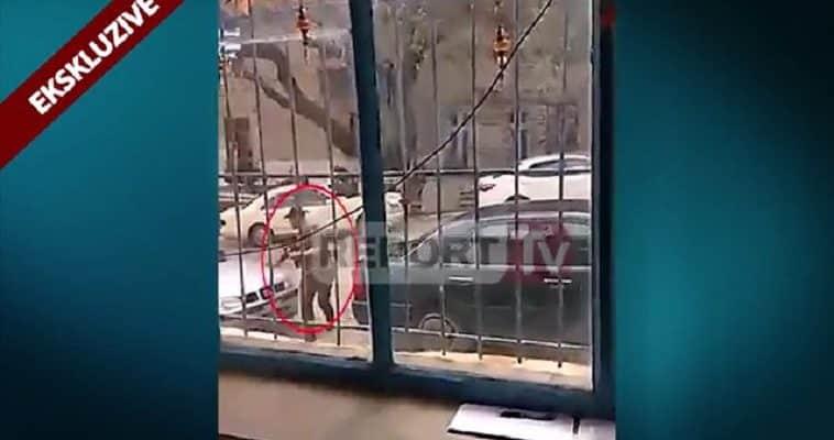 Κατσίφας: Οπλισμένος πυροβολεί!