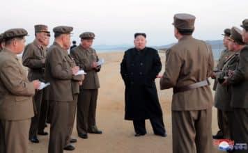 Βόρεια Κορέα τακτικό όπλο