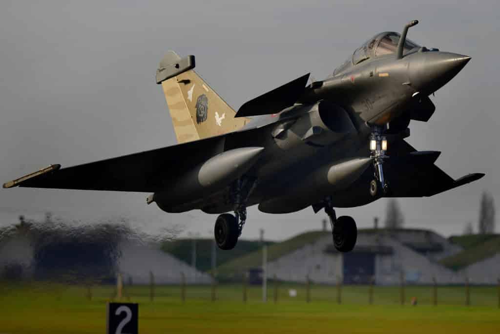 ελλάδα Εξοπλισμοί - Rafale: Τεχνητή η τρομοκράτηση της κοινής γνώμης