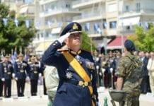 Στρατηγός Κωσταράκος: Αποχαιρετιστηριο μήνυμα στις Ένοπλες Δυνάμεις