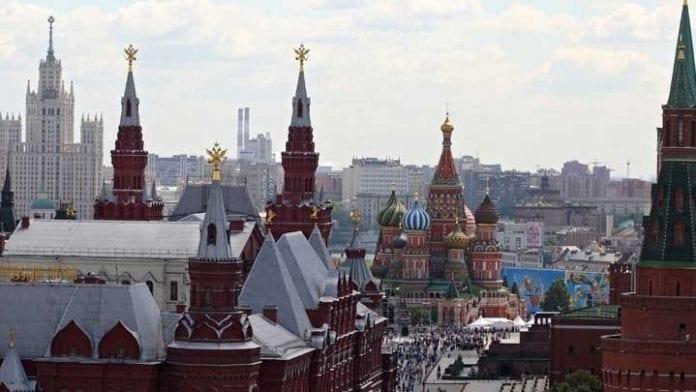 Μόσχα επίθεση κατά Ουκρανίας Ρωσικά οπλικά συστήματα