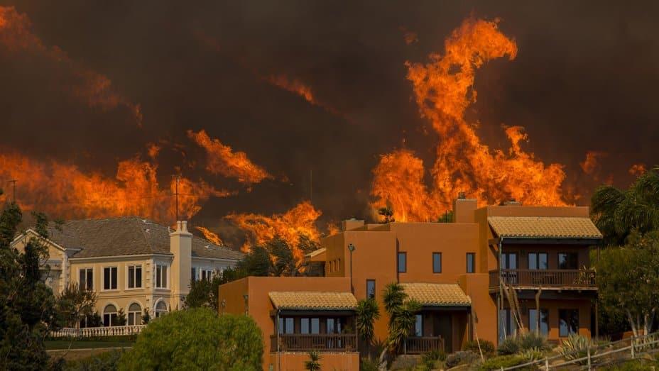 Καλιφόρνια πυρκαγιές νεκροί