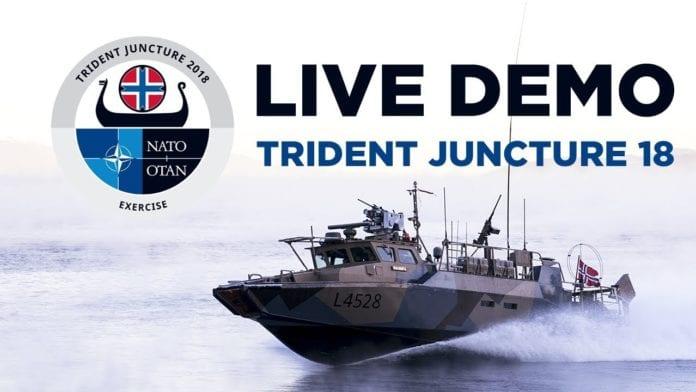 Video από το παρατηρητήριο στη Νορβηγία