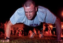 τεστ σωματικής ικανότητας