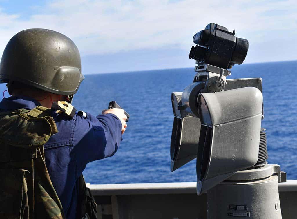 Πολεμικό Ναυτικό DYNAMIC MANTA 2018