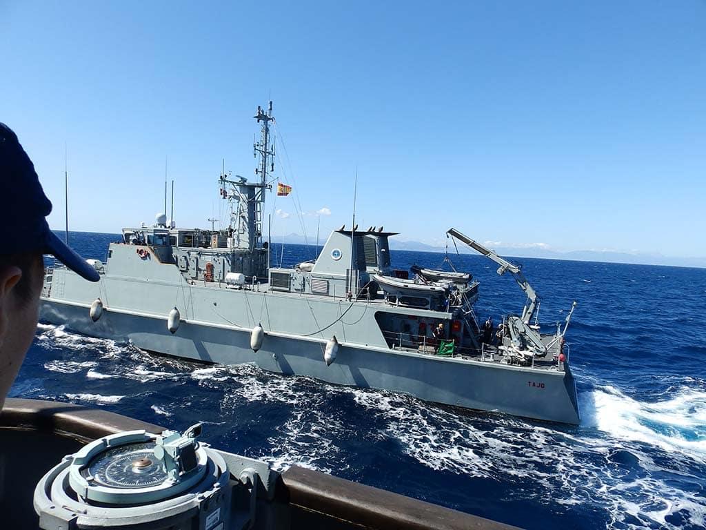 Πολεμικό Ναυτικό SPANISH MINEX 2018