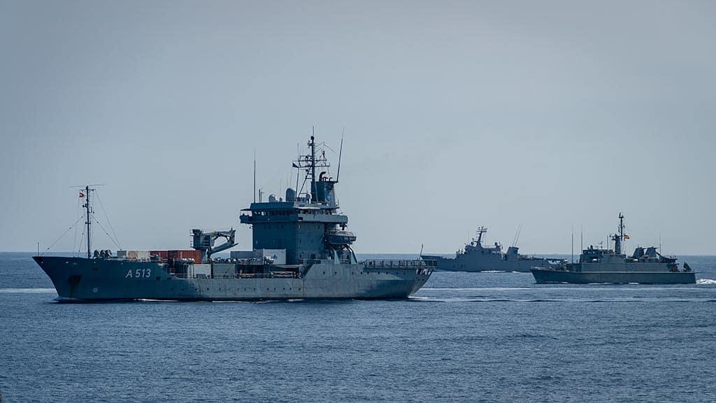 Πολεμικο Ναυτικό OLIVES NOIRES 2018