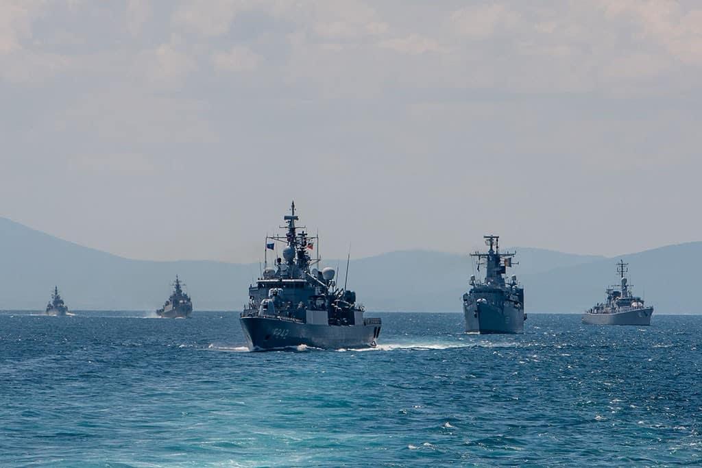 Πολεμικό Ναυτικό BREEZE 2018