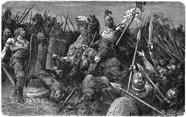 9 Δεκεμβρίου 536 μΧ Ο στρατηγός Βελισάριος μπαίνει στη Ρώμη