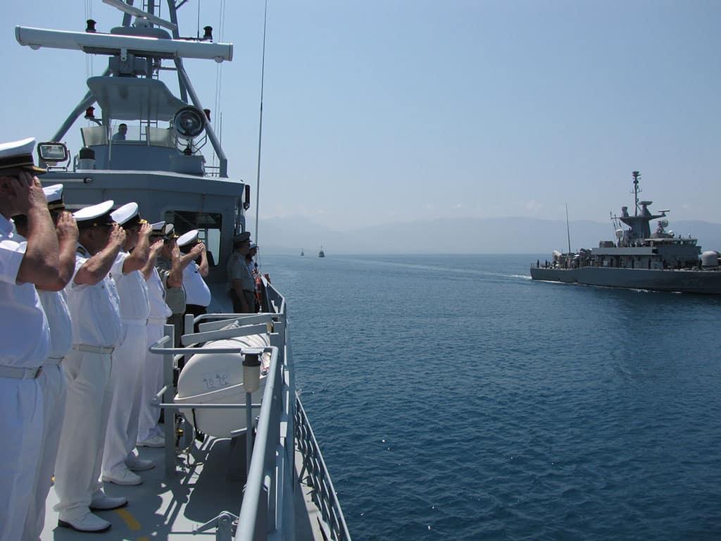 Πολεμικό Ναυτικό ADRION 2018