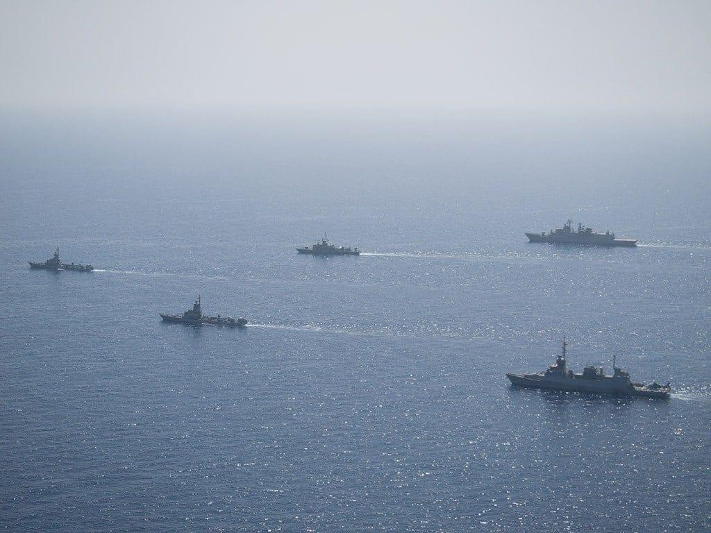 Πολεμικό Ναυτικό NOBLE DINA 2018