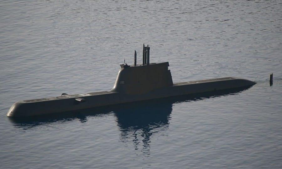 Πολεμικό Ναυτικό υποβρύχιο HMCS WINDSOR