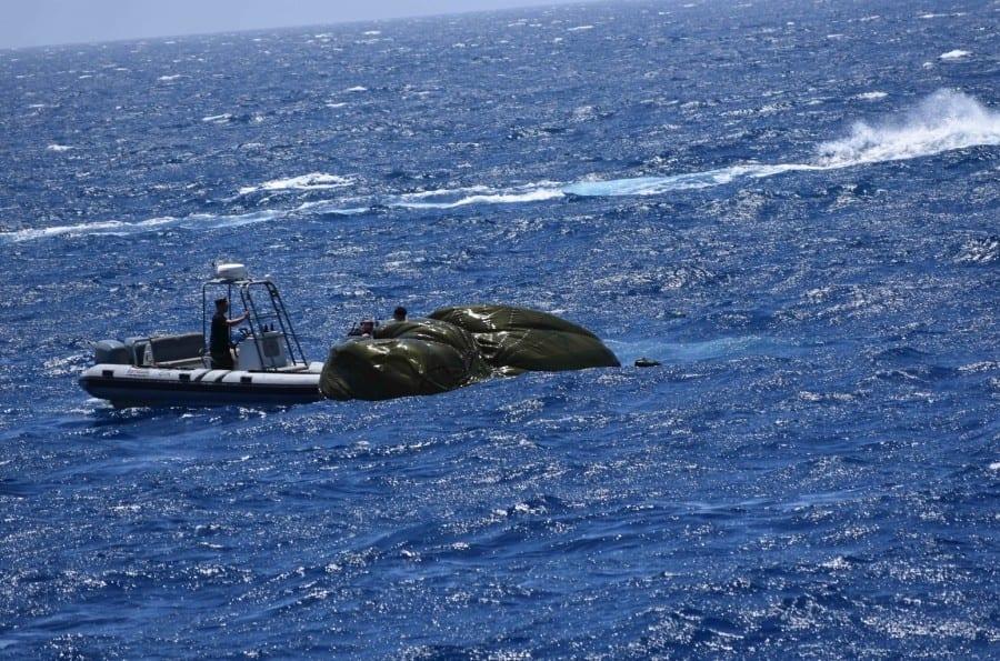 Πολεμικό Ναυτικό ΑΡΓΟΝΑΥΤΗΣ 2018