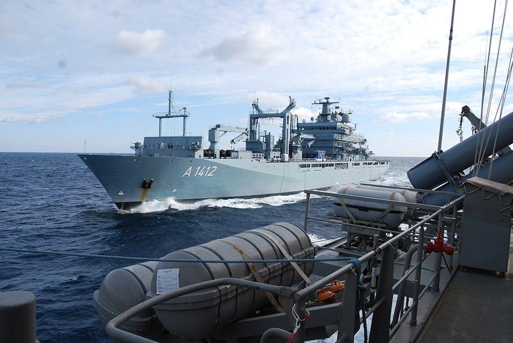 Πολεμικό Ναυτικό FGS FRANKFURT AM MAIN