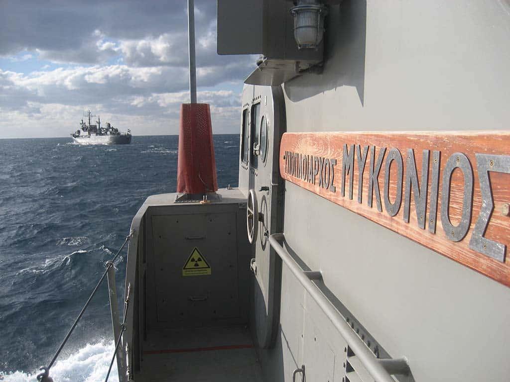 Πολεμικό Ναυτικό ENS SHALATEIN (230)