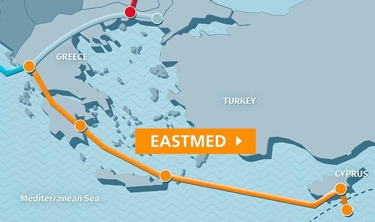 Ενέργεια Ισραήλ East Med