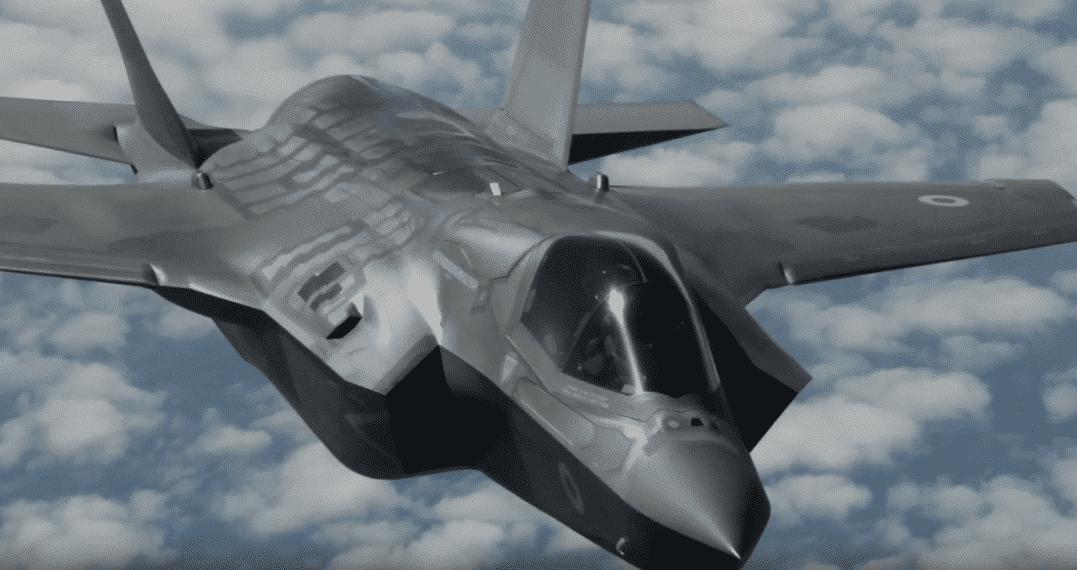 Παναγιωτόπουλος: Συμπαραγωγή F-35 θα επιδιώξει η Ελλάδα