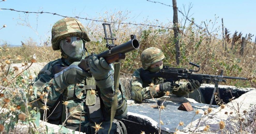 Δ' Σώμα Στρατού: Εφοδιάζεται με 29 νέα οχήματα μηχανικού