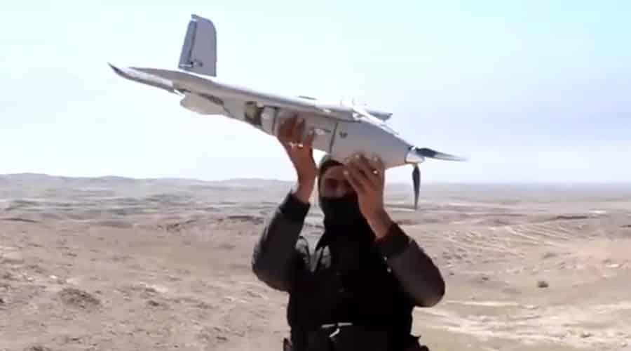 ΑΛ Κάιντα drones