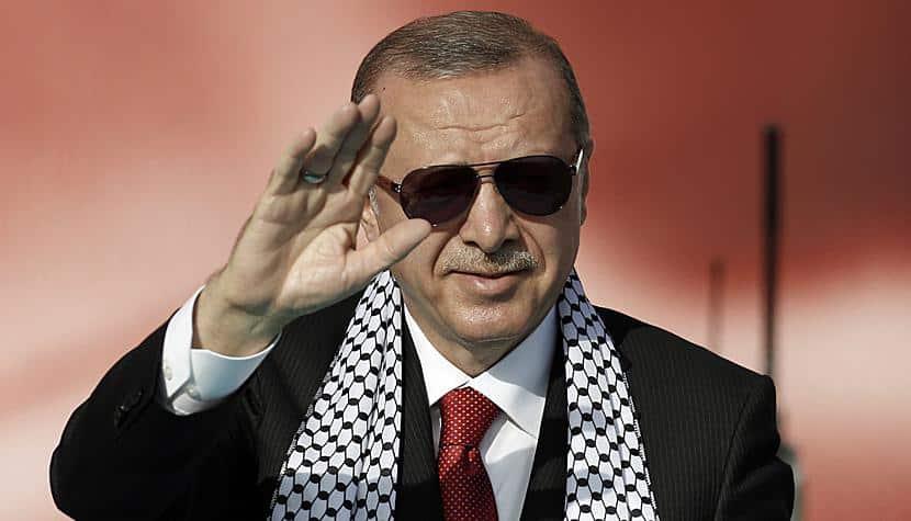 Ερντογάν: Ο πρώτος ηγέτης που ευχήθηκε στον Κυριάκο Μητσοτάκη ΝΑΤΟ Κίτρινα γιλέκα ερντογάν ευρώπη
