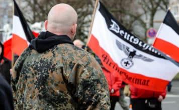 Γερμανικό στρατό ακροδεξιά σταγονίδια